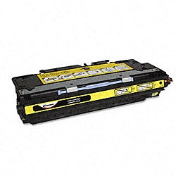 Toner for HP 3700 - Yellow (Remanufactured)