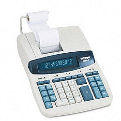 Victor 1260-3 Two-Color Printing Calculator