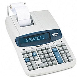 Victor 1560-6 2-Color Commercial Printing Calculator