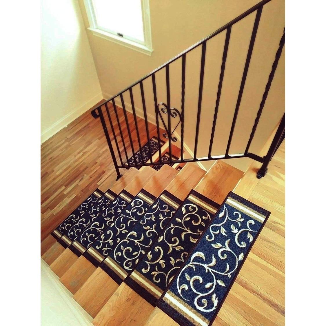 Gloria Rug Stair Treads Non Slip