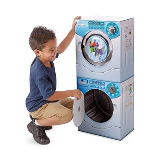 Washer/Dryer Combo Play Appliance