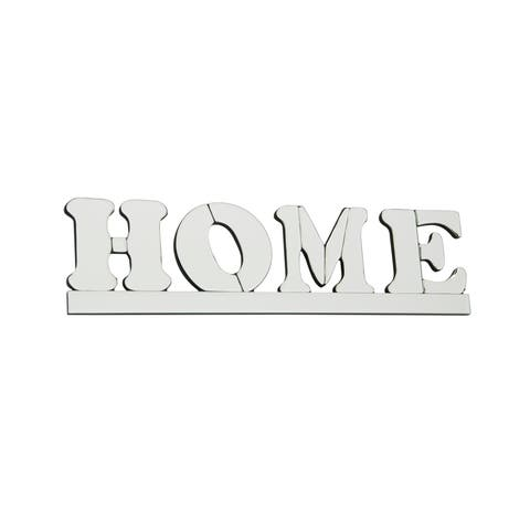 Home Mirrored Wall Art