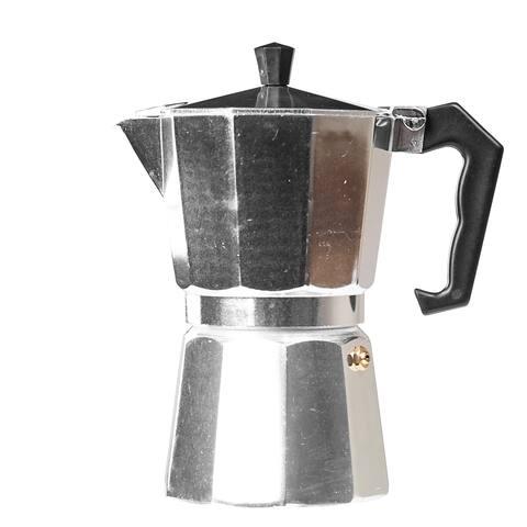 Stovestop Espresso Maker - 6 Cup Aluminum Moka Express