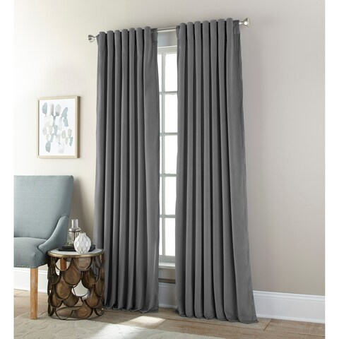 Burgett Grommet Single Curtain Panel