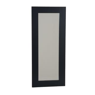 Household Essentials Wall Mirror in Black