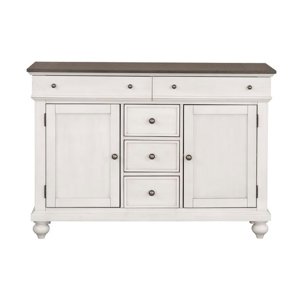 Standard Furniture Grand Bay Sideboard With Two Tone Finish