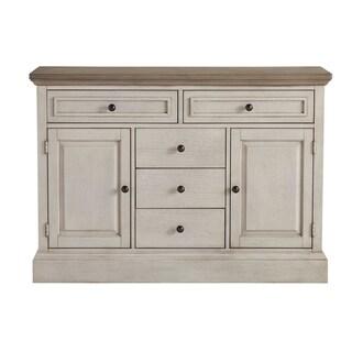 Standard Furniture Dakota Sideboard, Two Tone Finish