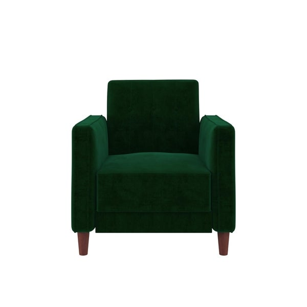 Avenue Greene Ivy Tufted Accent Chair by Avenue Greene