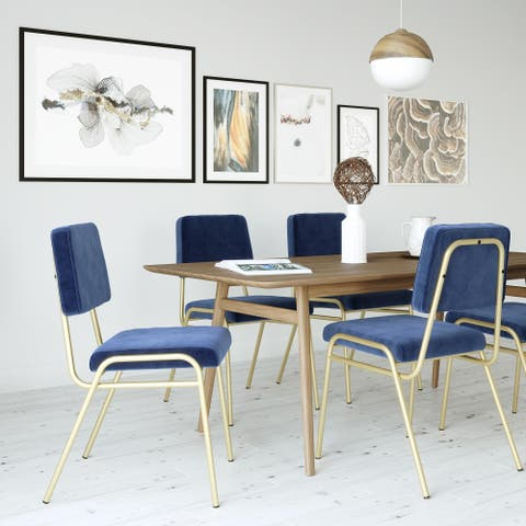 . Buy Gold Finish Kitchen   Dining Room Chairs Online at Overstock