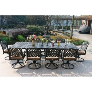 Buy Size 11 Piece Sets Outdoor Dining Sets Online At Overstock Our