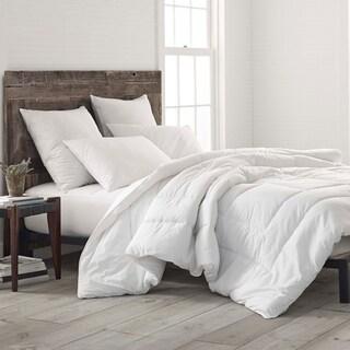 EcoPure Pure + Simple White Basic Bedding Comforter