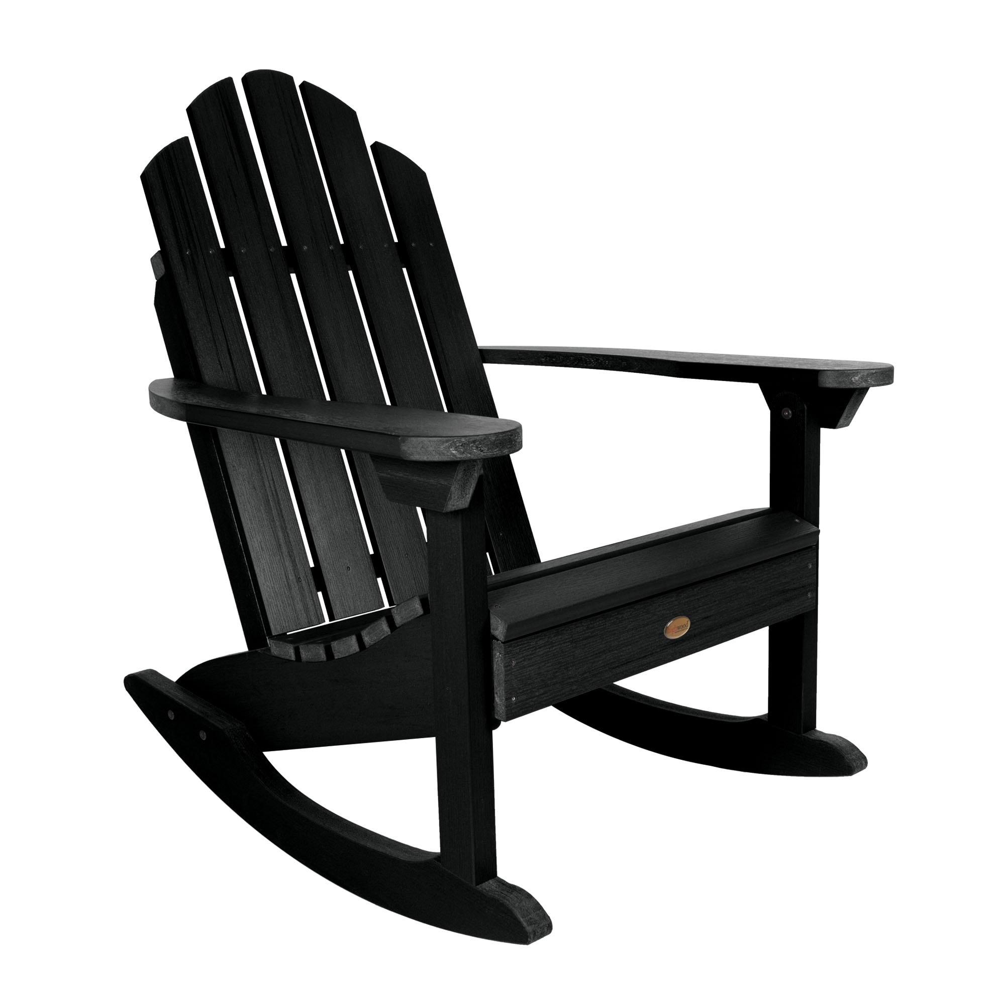 Shop 2 Classic Westport Adirondack Rocking Chairs With 1 Classic