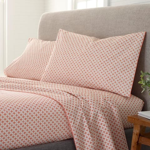 Porch & Den Fagode Organic Cotton Pillow Case Pair