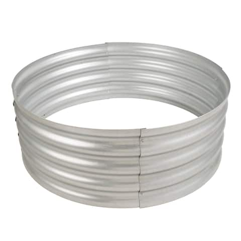 Pleasant Hearth OFW815FR Infinity Galvanized Fire Ring