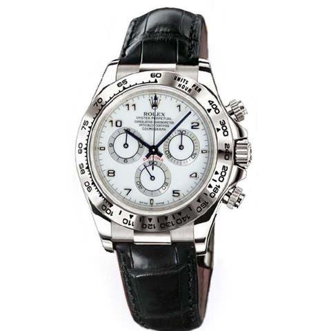 Rolex Daytona White Gold 116519 wabk