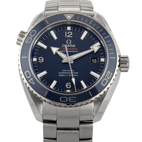 Omega Seamaster Planet Ocean 600M Co/Axil Chronometer 232.90.46.21.03.001