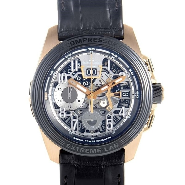 Master Compressor Extreme LAB 2 Tribute to Geophysic - Jaeger-LeCoultre Q2032540