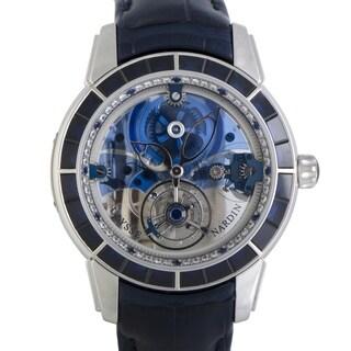 Ulysse Nardin Royal Blue Tourbillon Watch 43mm 799-90BAG