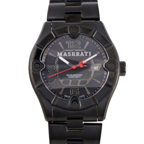 Maserati Meccanica Men's Quartz Watch R8853111001