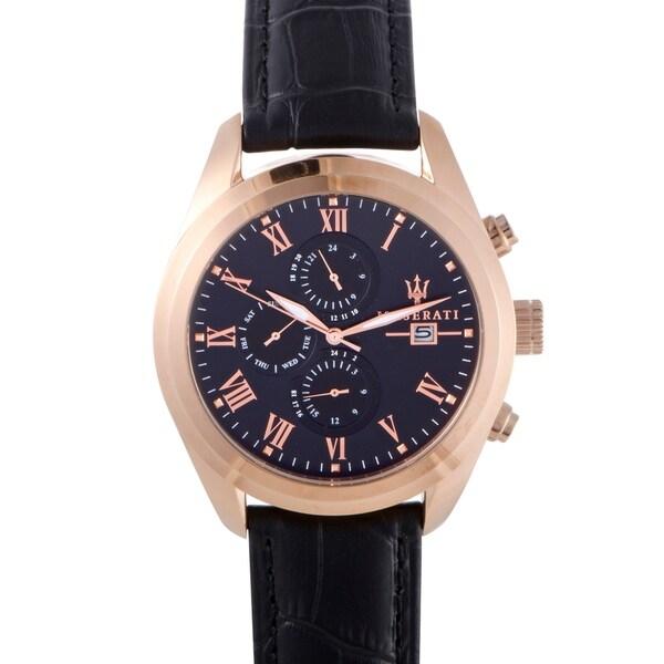 Maserati Traguardo Men's Quartz Watch R8871612002