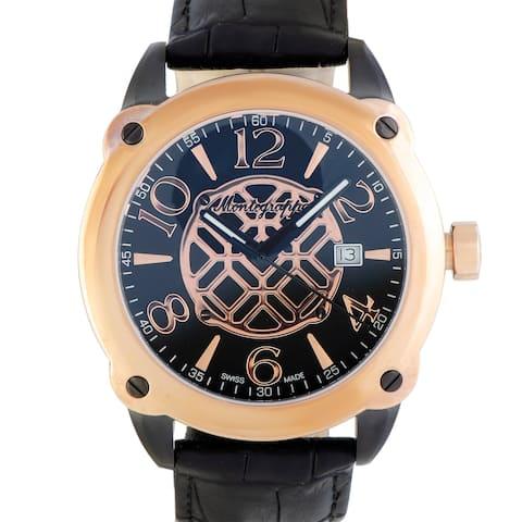 Montegrappa Fortuna Black Watch IDOMWARC