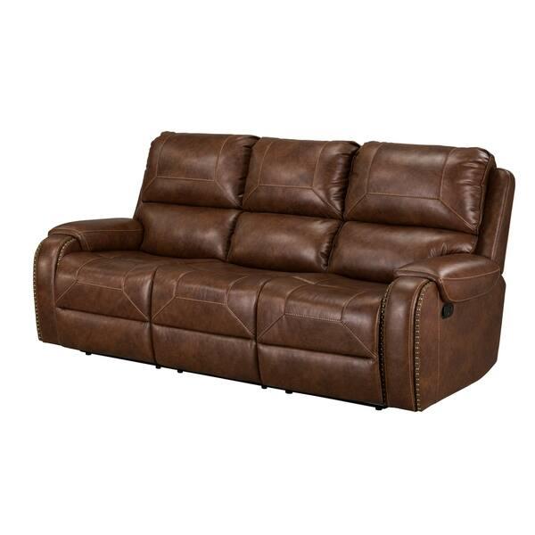 Strange Shop Standard Furniture Winslow Manual Motion Reclining Sofa Spiritservingveterans Wood Chair Design Ideas Spiritservingveteransorg