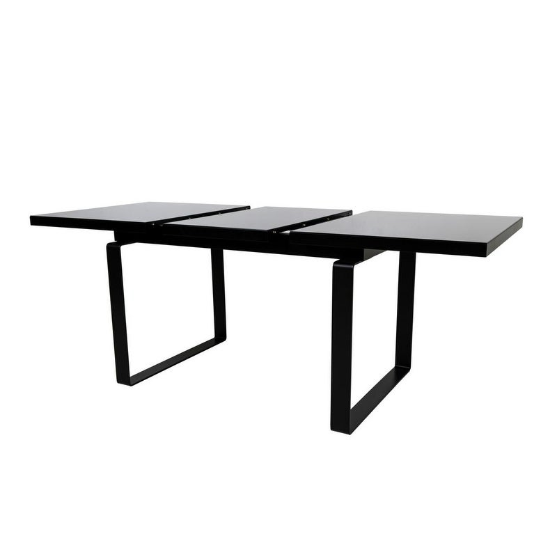 Arti Gl Top Extendable Dining Table