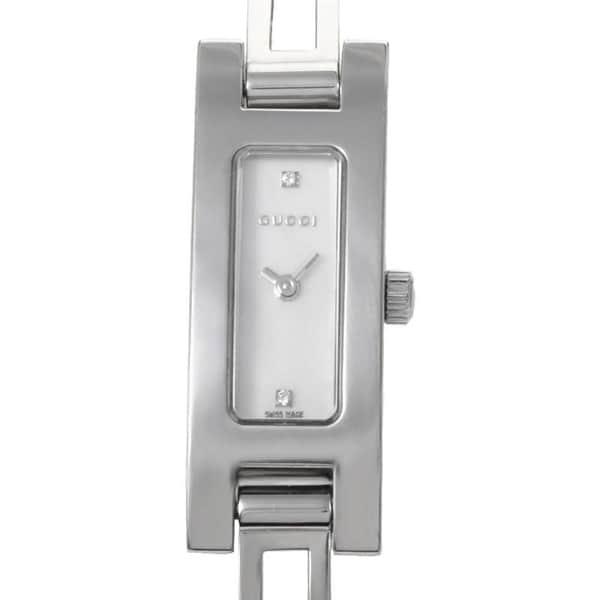 821addb1272 Shop Gucci 3900L Series Ladies Quartz Watch YA039507 - Free Shipping ...