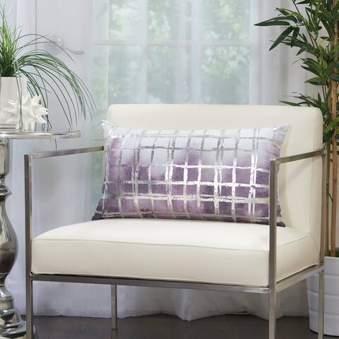 Buy Purple Throw Pillows Online At Overstock Our Best Decorative