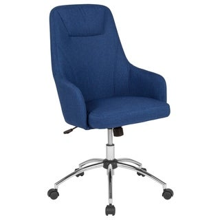 Home and Office High Back Chair with Headrest Outline