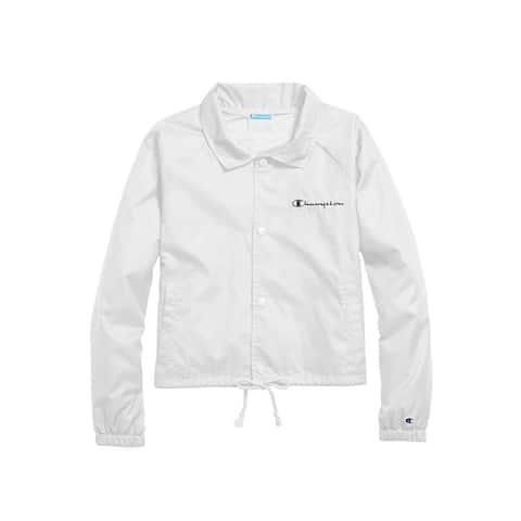 Heritage Woven Coaches Jacket