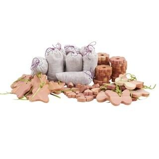 Household Essentials 72pc Lavender Closet and Storage Cedar Pack
