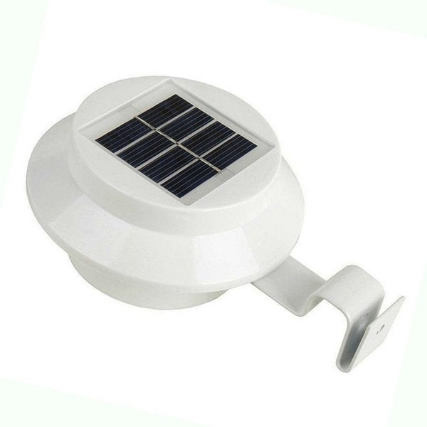 Outdoor Wall Mounted Lights For Sale: Shop ALEKO Outdoor Solar Garden Pathway Wall Mounted Light