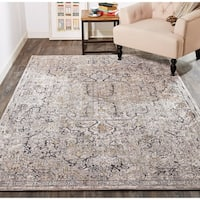 Copper Grove Mezieres Grey Area Rug