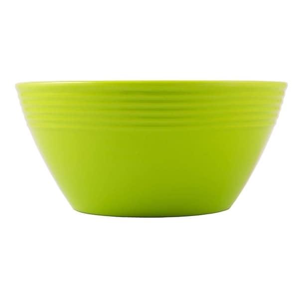 Solids Collection   Shatter-Proof and Chip-Resistant Melamine Bowls Color: Multicolor 612409791139 Melange 6-Piece  Melamine Bowl Set