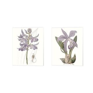 Edwards 'Lavender Beauties' Canvas Art (Set of 2)