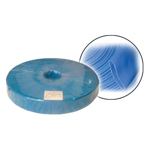 Alpine Blue PVC Flat Water Discharge Hose x 300 FT, 1.5 Inch Diameter