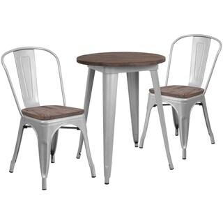 24RD Metal Table Set