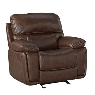 Standard Furniture Manual Motion Glider Recliner