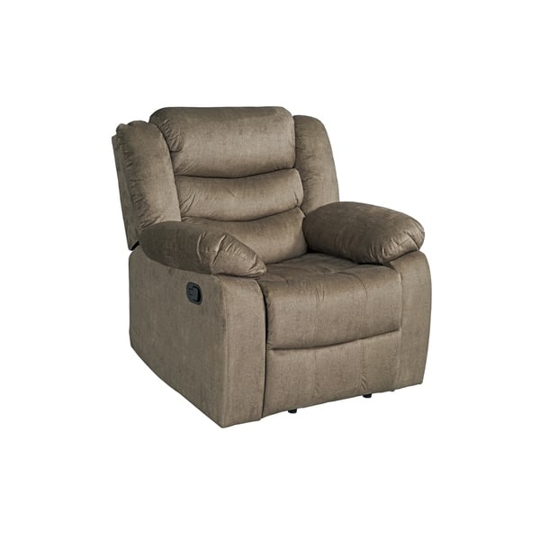 Outstanding Shop Standard Furniture Ridgecrest Manual Motion Recliner Caraccident5 Cool Chair Designs And Ideas Caraccident5Info