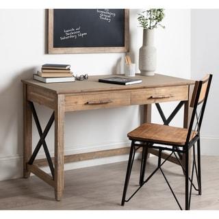 Kate and Laurel McGovern 2-drawer Wood Desk