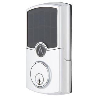 Link to Array By Hampton  ARRAY Barrington  Polished Chrome  Zinc  Electronic Deadbolt Similar Items in Doors & Windows