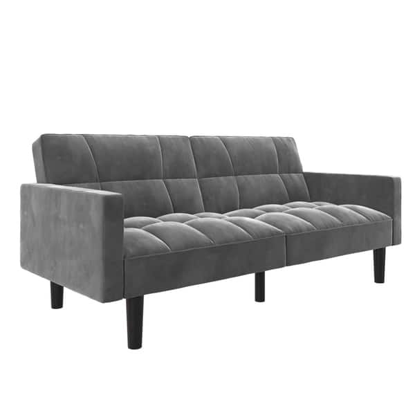 Shop Avenue Greene Hugo Convertible Sofa Sleeper Futon with ...