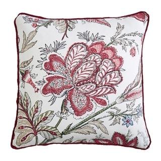 Izabelle Jacobean Throw Pillow
