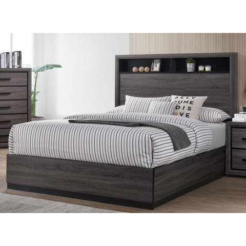 Buy Platform Bed, Assembled Online at Overstock | Our Best ...