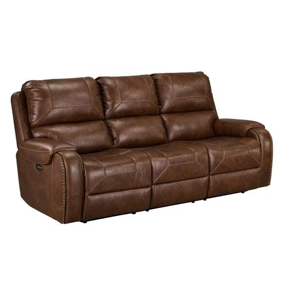 Shop Standard Furniture Winslow Power Motion Reclining