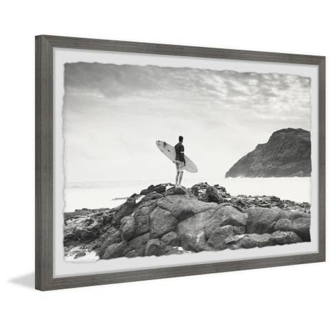 Marmont Hill - Handmade Feed My Soul Framed Print