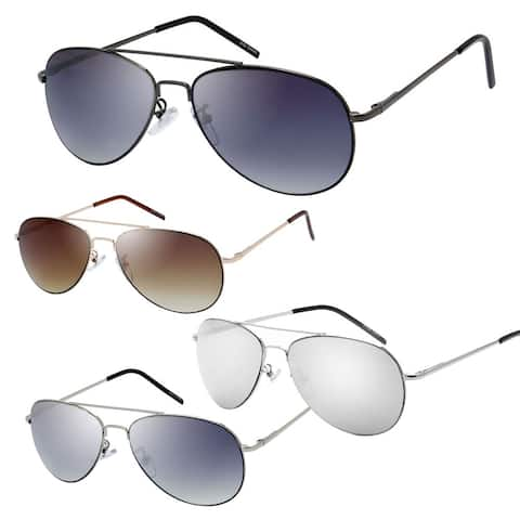 ed9783bcab66 Silver Sunglasses | Shop our Best Clothing & Shoes Deals Online at ...