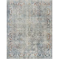 Alise Rugs Versailles Traditional Damask Area Rug