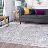 Alise Rugs Versailles Traditional Medallion Area Rug